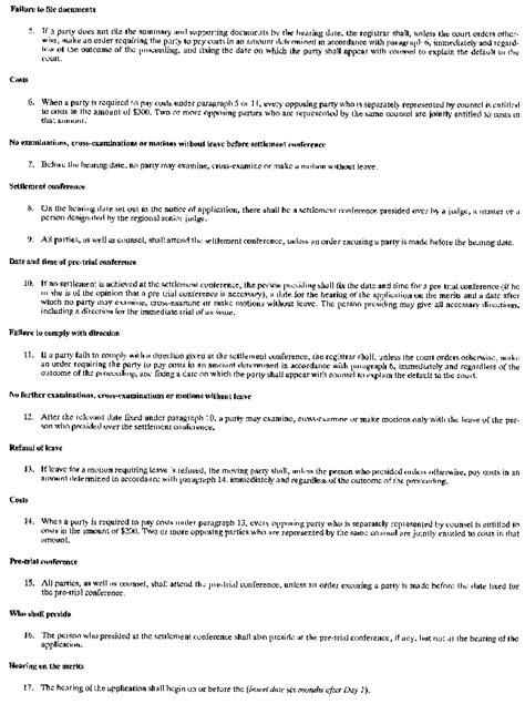 Arbitration Briefformat Document View Ontario Ca