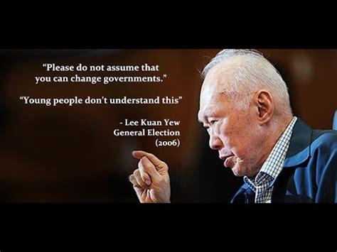 biography lee kuan yew lee kuan yew farewell from hong kong tamils youtube