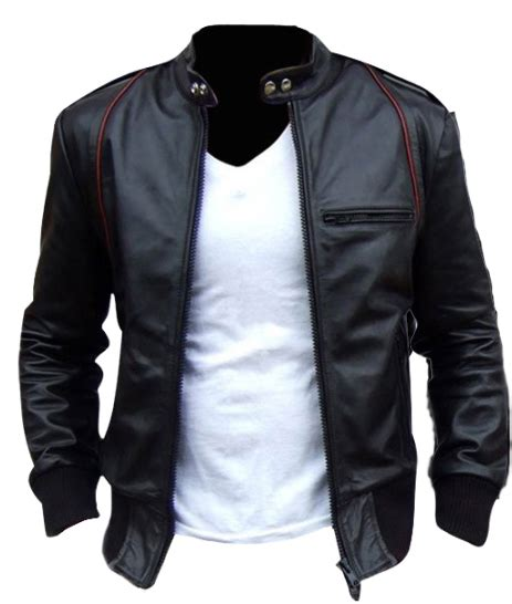 contoh desain jaket distro jual jaket semi kulit sintetis imitasi online murah