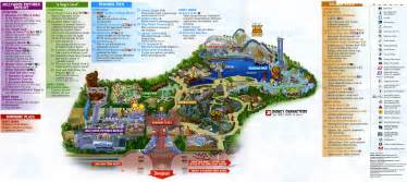 map of california adventure search results for disneys california adventure map 2015