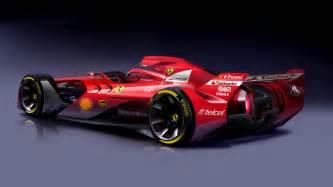 f1 2016 concept car
