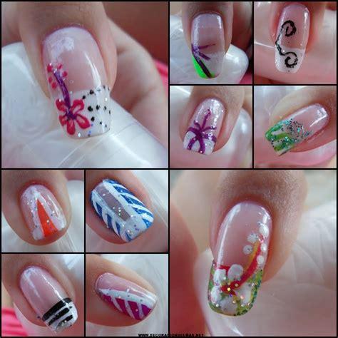 imagenes uñas pintadas con esmalte varios dise 241 os para u 241 as de mano decoraci 243 n de u 241 as te