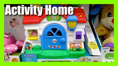 fisher price laugh  learn smart stages activity zoo toy fisher price puppys activity home