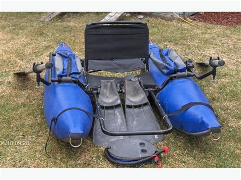 pontoon boat jw outfitters scout 6 ft inflatable pontoon boat williams lake williams lake
