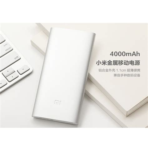 Xiaomimi Power Bank 16000mah Powerbank xiaomimi power bank 4000mah silver jakartanotebook
