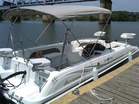 hurricane deck boat fishing seats hurricane sundeck sport ss 201 ob 2012 for sale for
