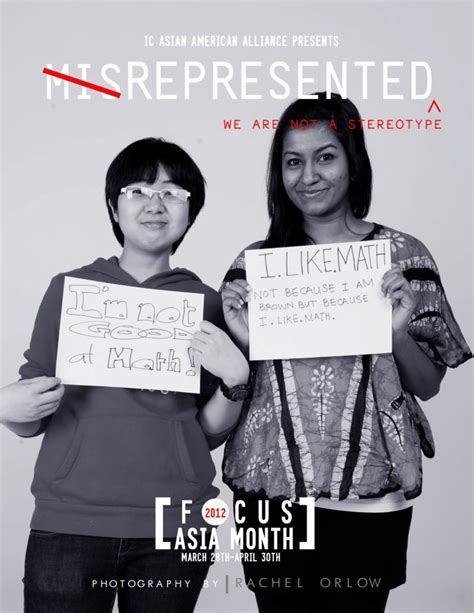 asian stereotypes asian asian american identity caign at ic mixing up