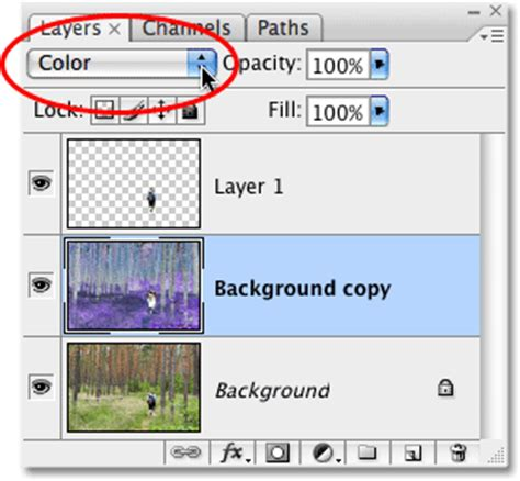 photoshop invert colors photo effect