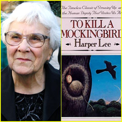 to kill a mockingbird author harper lee to release