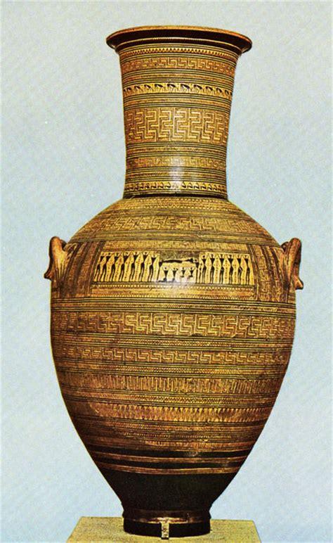 Geometric Vase Painting by Geometric Vases Vases Sale
