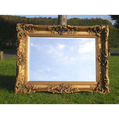 4ft X 3ft Frameless Mirror by 4ft X 3ft Ornate Gold Gilt Monaco Mirror Ayers Graces