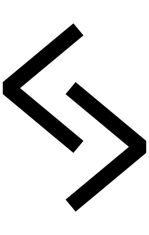 file runic letter jeran svg wikimedia commons
