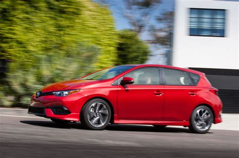 2016 scion im review and rating motor trend