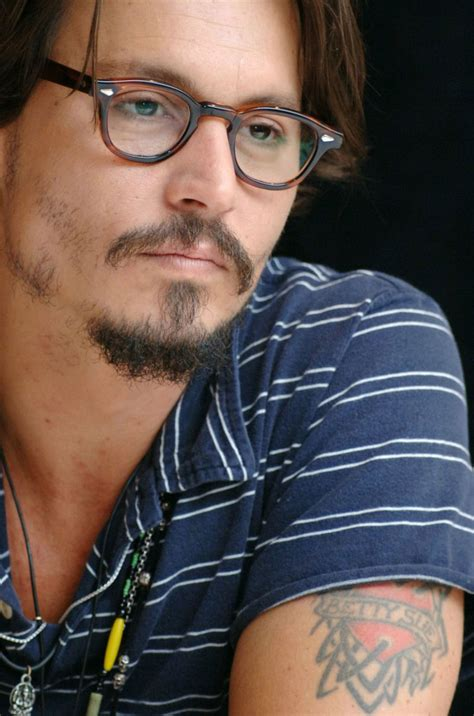 cervecerix favorite celebrity tattoo design johnny depp