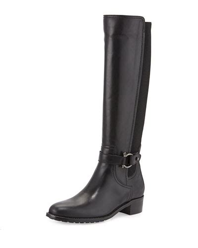 extended calf boots the knee wedge boots at