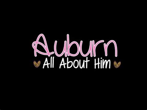 all about him auburn lyrics auburn all about him lyrics on screen