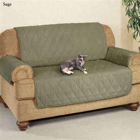 Furniture Pet Protectors by Quilted Microfiber Furniture Protectors