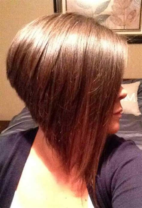 would an inverted bob haircut work for with thin hair 20 inverted bob haircuts short hairstyles 2017 2018