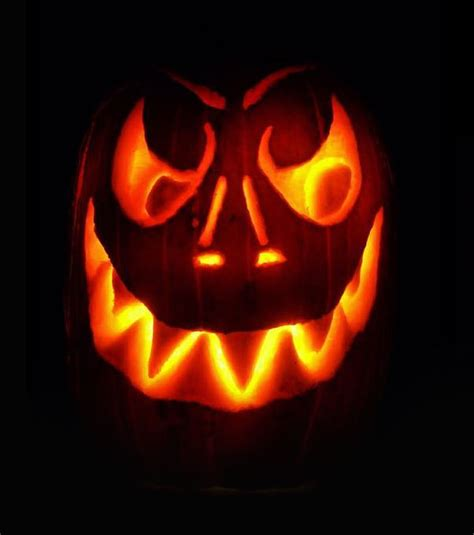 ideas jack o lantern 40 best cool scary halloween pumpkin carving ideas