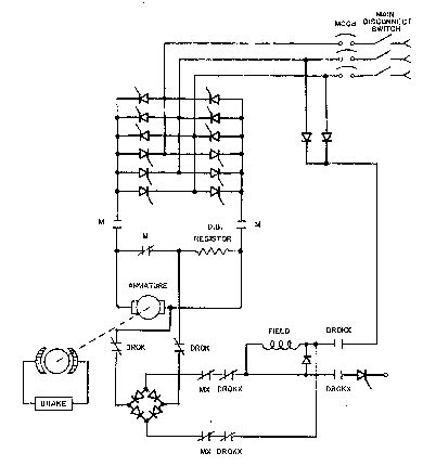 dynamic braking resistor circuit mine safety and health administration msha safety and health information application of