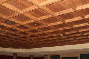 Drop Ceiling Planks Classic Coffers Suspended Wood Ceiling Historic Timber