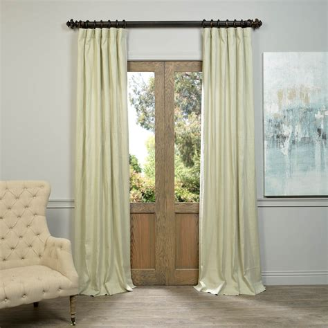 french linen curtains khaki french linen curtain cognacsilktaffetacurtain