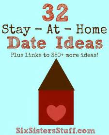 Date Ideas 32 Stay At Home Date Ideas Six Stuff