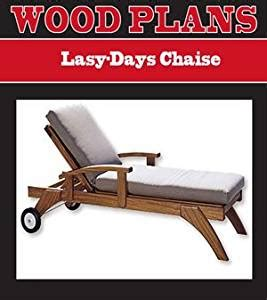 chaise lounge woodworking plans lazy days chaise lounge woodworking paper plan pw10003