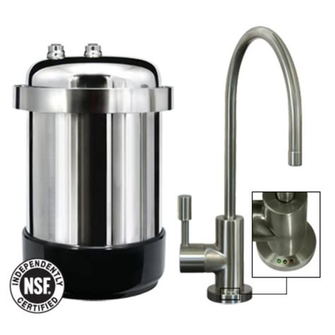 kitchen faucet water filter under sink water filter for kitchen faucet