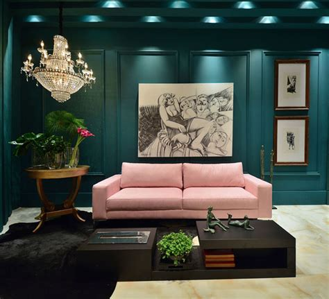 dark green room colour crush emerald green with pink sophie robinson