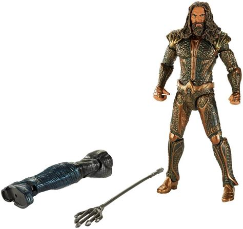 Mattel Dc Justice League Aquaman official photos and pre orders for mattel justice league multiverse figures the toyark news