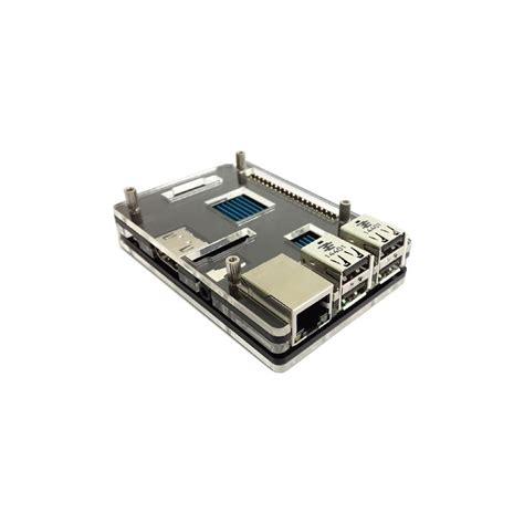 Acrylic For Raspberry Pi Raspberry Pi 2 Model B Hitam Putih black acrylic for raspberry pi 2 0 model b format hat audiophonics