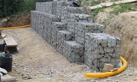 build retaining wall drainage floors doors interior design