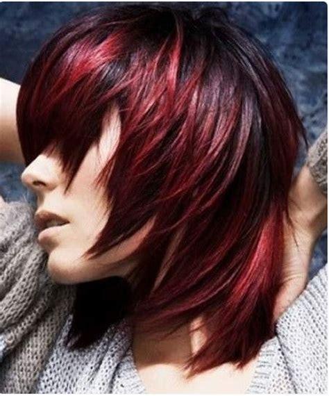 Bien Le Bon Coin Meubles De Cuisine Occasion #5: 571df526136537.67072664-ombre-hair-reflet-rouge17.png