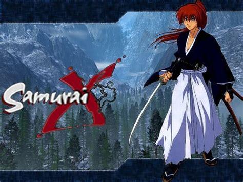 Samurai X 4 anime samurai x