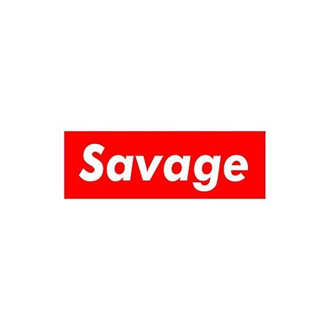 supreme box logo quot supreme box logo quot savage supreme quot quot photographic prints