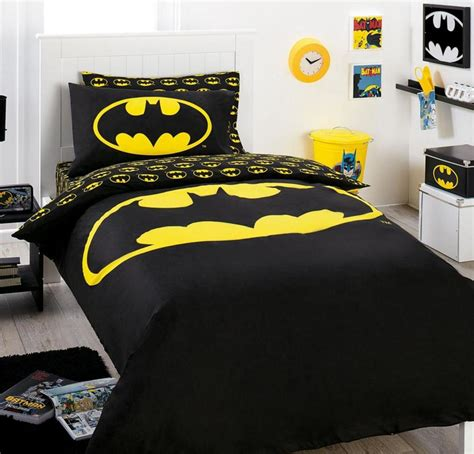 Batman Quilt Cover by Batman Single Quilt Cover Brand New Ebay