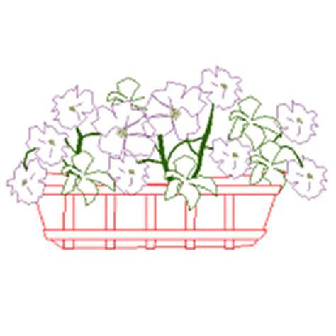vaso fiori dwg plantas y flores cadbloques