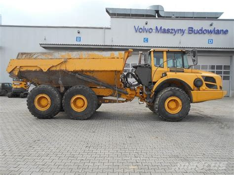 2012 volvo truck price used volvo a25f articulated dump truck adt year 2012