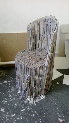 Newspaper Chair by 1000 Images About Newspaper Chair On Strength