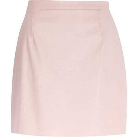 1000 ideas about pink leather skirt on pink