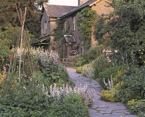 cottage garden farm cottage gardens discover britain