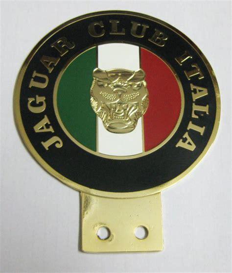 jaguar emblems badges find car badge jaguar club italia car grill badge emblem