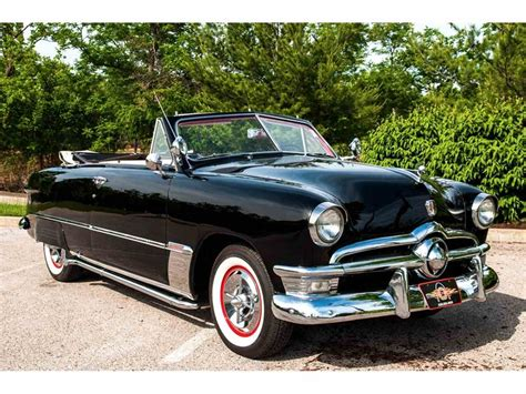 Sell Used 1950 Ford Custom 1950 Ford Custom For Sale Classiccars Cc 986248