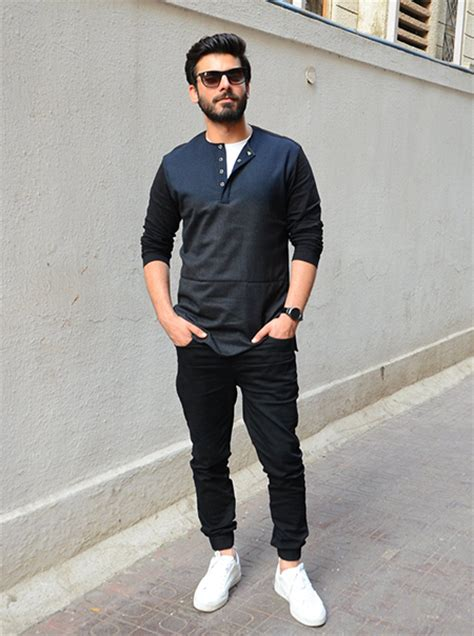 Wow Sepatu Casual Piero Jogger Denim Navy White P20061 10 times fawad khan deserved to top your crush list
