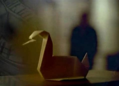 Origami Swan Prison - appianlife michael scofield s origami creations