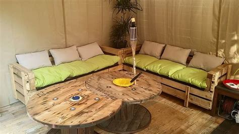 pallet patio furniture ideas top 104 unique diy pallet sofa ideas