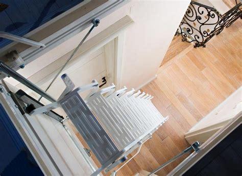 scala soffitta scale retrattili per soppalco e soffitta