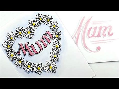 what to draw on a day card how to draw a great s day card spoken tutorial