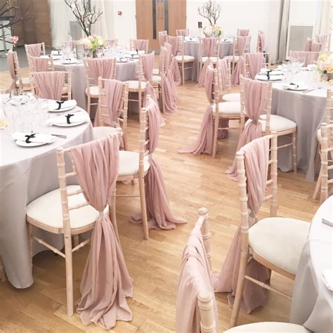 chair drapes new for 2016 blush grecian chair drapes wedding lounge